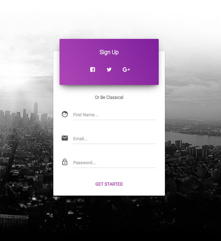 Material Kit Figma | Bootstrap 4 Material Design for Figma by